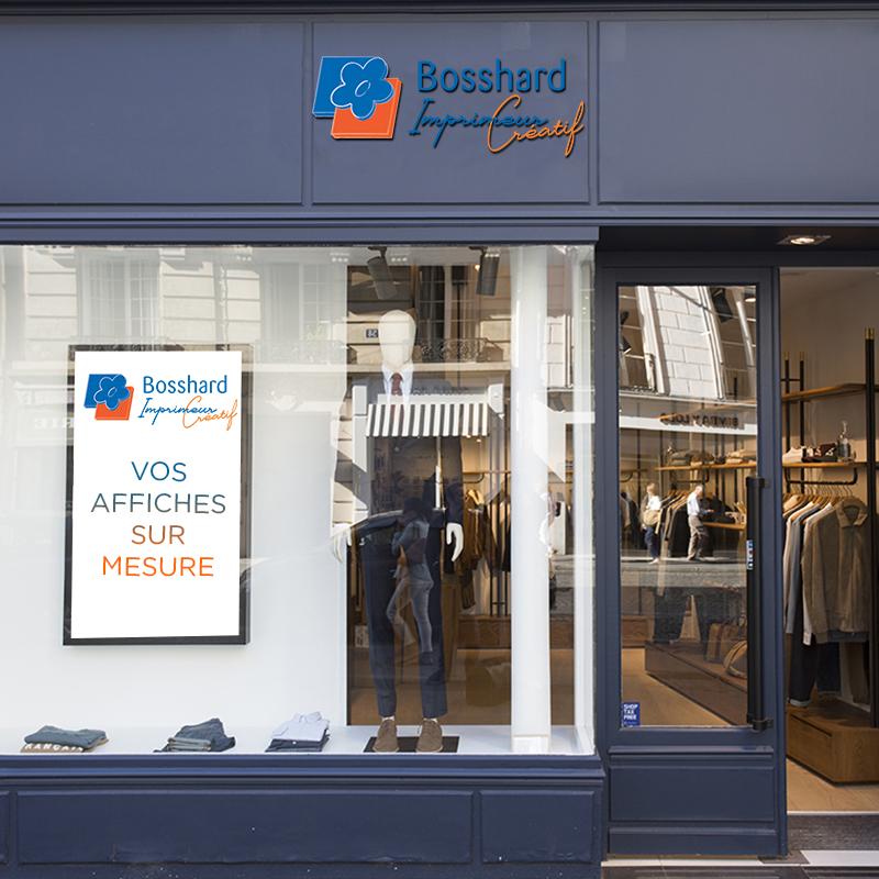 image devanture magasin bosshard